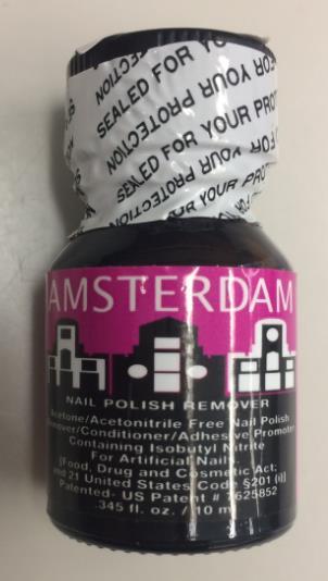 Amsterdam 10ml Popper