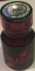Black Rush Poppper