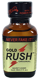 Gold Rush 30 ml Popper