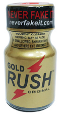 Gold Rush Sexual Lubricant