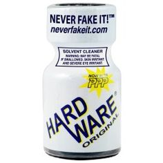 Hard Ware Sexual Lubricant