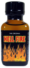 Hell Fire 30 ml Popper