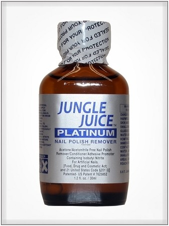 Jungle Juice Platinum Popper