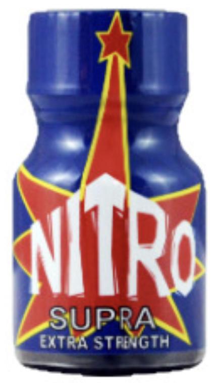 Small Nitro Super Strength Popper