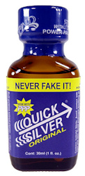 Quick Silver Original 30 ml Popper