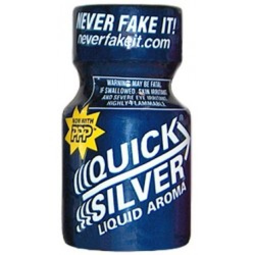 Quick Silver Liquid Aroma Lubricant