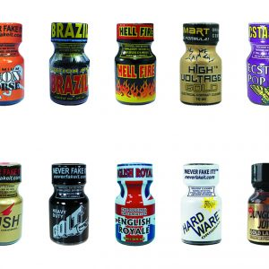 Poppers Online - Lubes To Go - Small Bottles